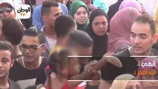 شباب يتحرشون بالفتيات بعد صلاة عيد الأضحى بمصطفى محمود