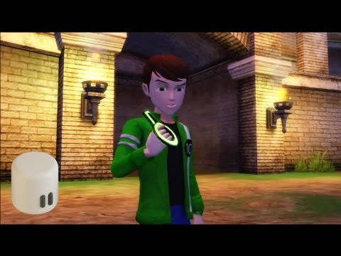 Ben 10 Ultimate Alien Xbox 360 E Knocked Out
