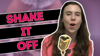 GAMINGWITHJEN SINGING - SHAKE IT OFF by Taylor Swift