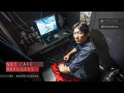 Net Cafe Refugees | Japan's Disposable Workers