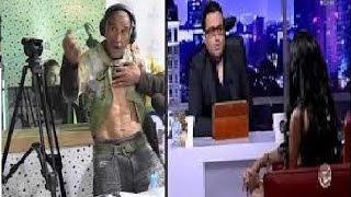 علال القادوس  يهاجم رشيد شو ماشي راجل ربح على ضهري 70 مليون