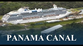 Panama/Panama Canal (One of the 7 wonders of the modern world)  Part 7