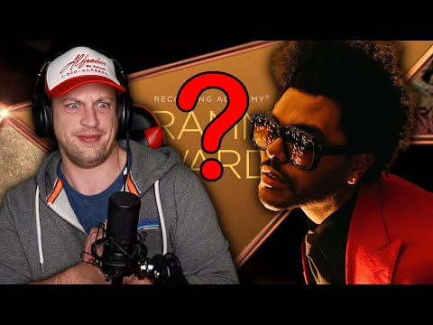 THE WEEKND SNUBBED WTF REACTING to the 2021 Grammy Nominations