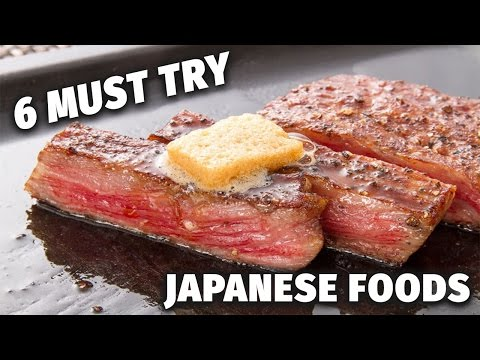 6 Must Try Japanese Foods Iwate