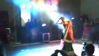 Dance on Radha tera jhumka (student of the year).