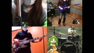 [HD]Comet Lucifer OP [Comet Lucifer The Seed and the Sower] Band cover
