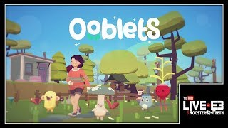 Youblets Need Ooblets! - YouTube Live at E3