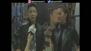 CassRen ASAP Chill Out Backstage Interview