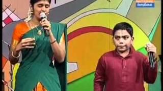 Ramjhi`s Issai Mazhalai   Sastriyamum Cinemavum   Abilash  Dharini   Solladi Abirami
