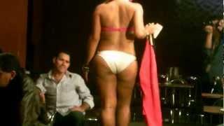 Katty Perez Pasarela Casa Zeller Agosto 2012 Video 3