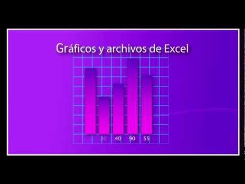 Graficos estadisticos realizados con After Effects