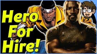 History of Luke Cage (Power Man) - Comic Drake