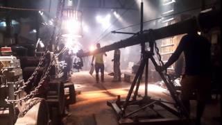 Porimoni Caught  Part-02   Rokto Bangla Movie Shooting   by NxtZen online