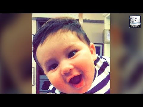 Kareena Kapoor's Baby Taimur Looks SUPER CUTE In His New Picture | LehrenTV