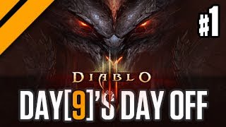 Day[9]'s Day Off - Diablo 3 NECRO TIME - P1