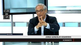 """Economista Jorge González Izquierdo: """"Felizmente que el gobierno de PPK no bajó el IGV"""""""
