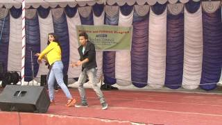 best ever Nepali stage dance in Nepali song