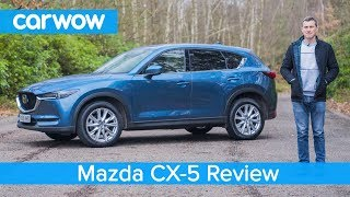Mazda CX-5 SUV 2019 in-depth review   carwow Reviews