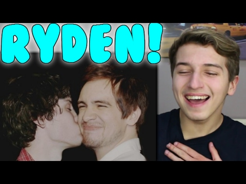 Funny & Cute Ryden Moments Reaction   Panic! at the Disco PATD