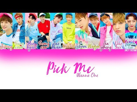 Xxx Mp4 WANNA ONE 워너원 PICK ME 나야나 COLOR CODED SUB ESPAÑOL ENG LYRICS HANGUL ROMA 3gp Sex