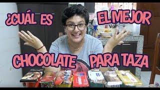 EN BUSCA DEL MEJOR CHOCOLATE DE TAZA - Ariana Bolo Arce