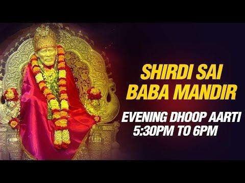 Xxx Mp4 Sai Baba Aarti Sunset 5 30 Pm Live Feel Prayer Sai Aarti By Shirdi Mandir Pujari Pramod Medhi 3gp Sex