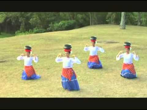 Philippine Folk Dance Binoyugan