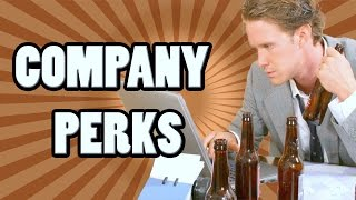 Top 10 Company Perks You've Ever Heard Of