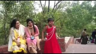 Bangladesh little girl in sylhet