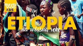 ETIOPIA na własną rękę - vlog (cz. 3/5). Lokalbusem do Jinka. Lokalny targ & żona za 15 krów