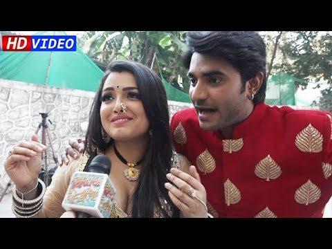 Xxx Mp4 आम्रपाली दुबे करेंगी चिंटू से शादी Amrapali Dubey To Marry Chintu Bindaas Bhojpuriya 3gp Sex