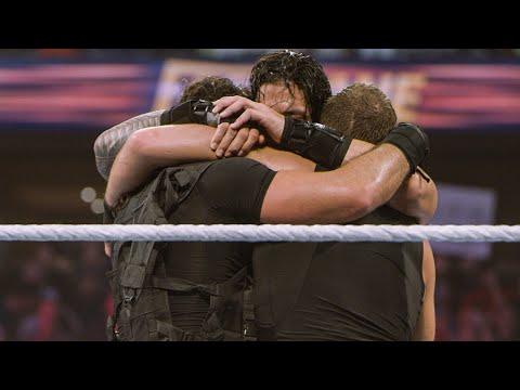 The Shield's emotional goodbye at WWE Fastlane: WWE Day Of