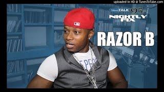 Razor B - Hot Up / Sen It Up Inna Yuh Hole