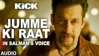 Jumme Ki Raat Full Audio Song | Kick | Salman Khan, Jacqueline Fernandez