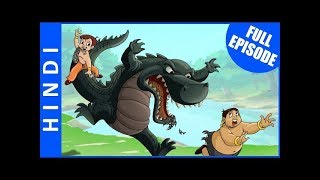 Crocodile Crazy - Chhota Bheem Full Episode in Hindi