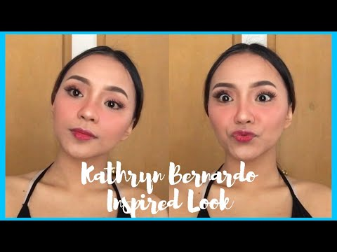 Download Kathryn Bernardo's Inspired Makeup Look (Pang Morena) | Patricia Cea free