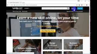 [Again Working] Download Full Course with single Click lynda.com