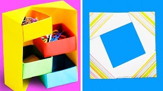 14 SWEET PAPER CRAFTS TO DIVERSIFY GRAY LIFE
