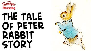 The Tale of Peter Rabbit - read aloud story - Beatrix Potter