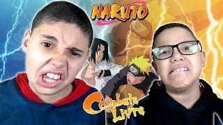 BATALHAS ALEATÓRIAS CONTRA MEU PRIMO! - Naruto Shippuden - Ultimate Ninja Storm 4