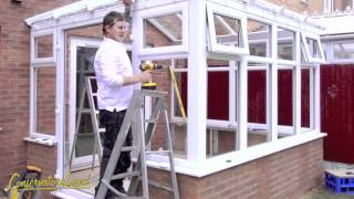 Full Conservatory Installation - Building a Conservatory