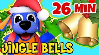 Jingle Bells | Christmas Songs for Children & More Nursery Rhymes By Raggs Tv