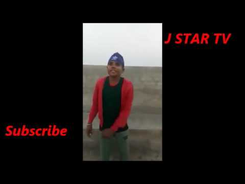 Funny desi kid singing Punjabi song in funny way