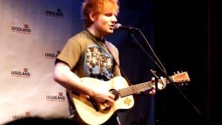 Little Bird Ed Sheeran At Legoland
