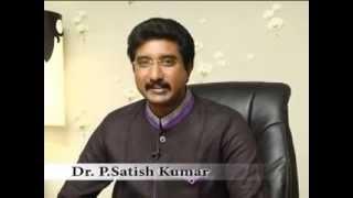 Dr  P  Satish Kumar Greeting to Nerpumaya Nazareya Ministries