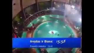 اطول نفس تحت الماء في العالم (17 دقيقه تحت الماء) لن تصدق