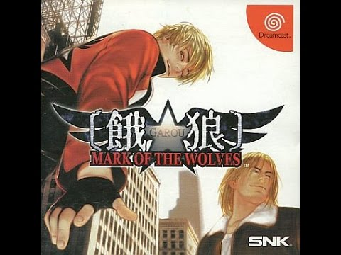 『餓狼 MARK OF THE WOLVES』   -   ojing [P1] vs kikutetu [P2]