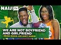 Download Video Download Broda Shaggi and Aunty Shaggi - We are not Lovers! Nigeria Star Chat | Legit TV 3GP MP4 FLV