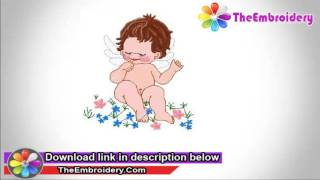 Amazing  Baby Collection | Download Free Embroidery Designs