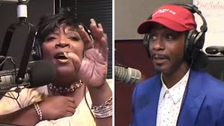 Katt Williams Gets STRAP PULLED Out On Him While In ATL Comedy Club By Wanda Smith